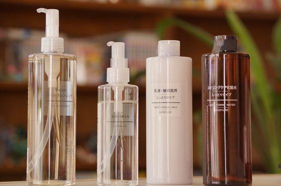 高保湿でしっとりと、「無印良品の化粧水」はコスパ最高の実力派!のサムネイル画像