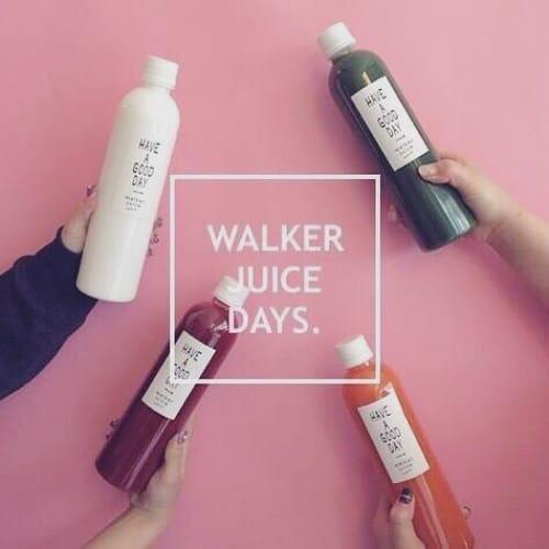 福岡発!美容ドリンク店《walker juice》で美しくなる♡のサムネイル画像