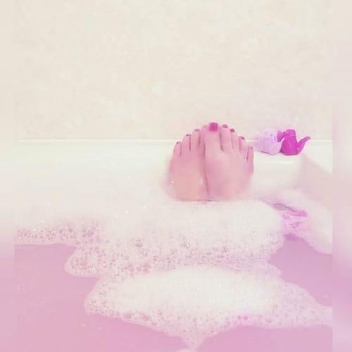 長風呂しずかちゃんに捧げる!【しっとり入浴剤】でリッチなお風呂♡のサムネイル画像