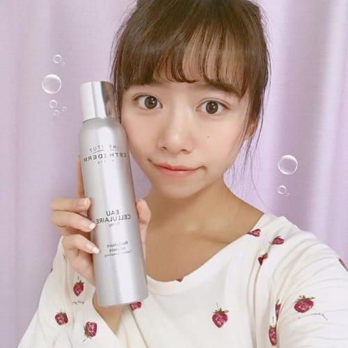 化粧水をゴクゴクのみ込むスキンケア♡ 噂の【◯◯化粧水】を調査!のサムネイル画像