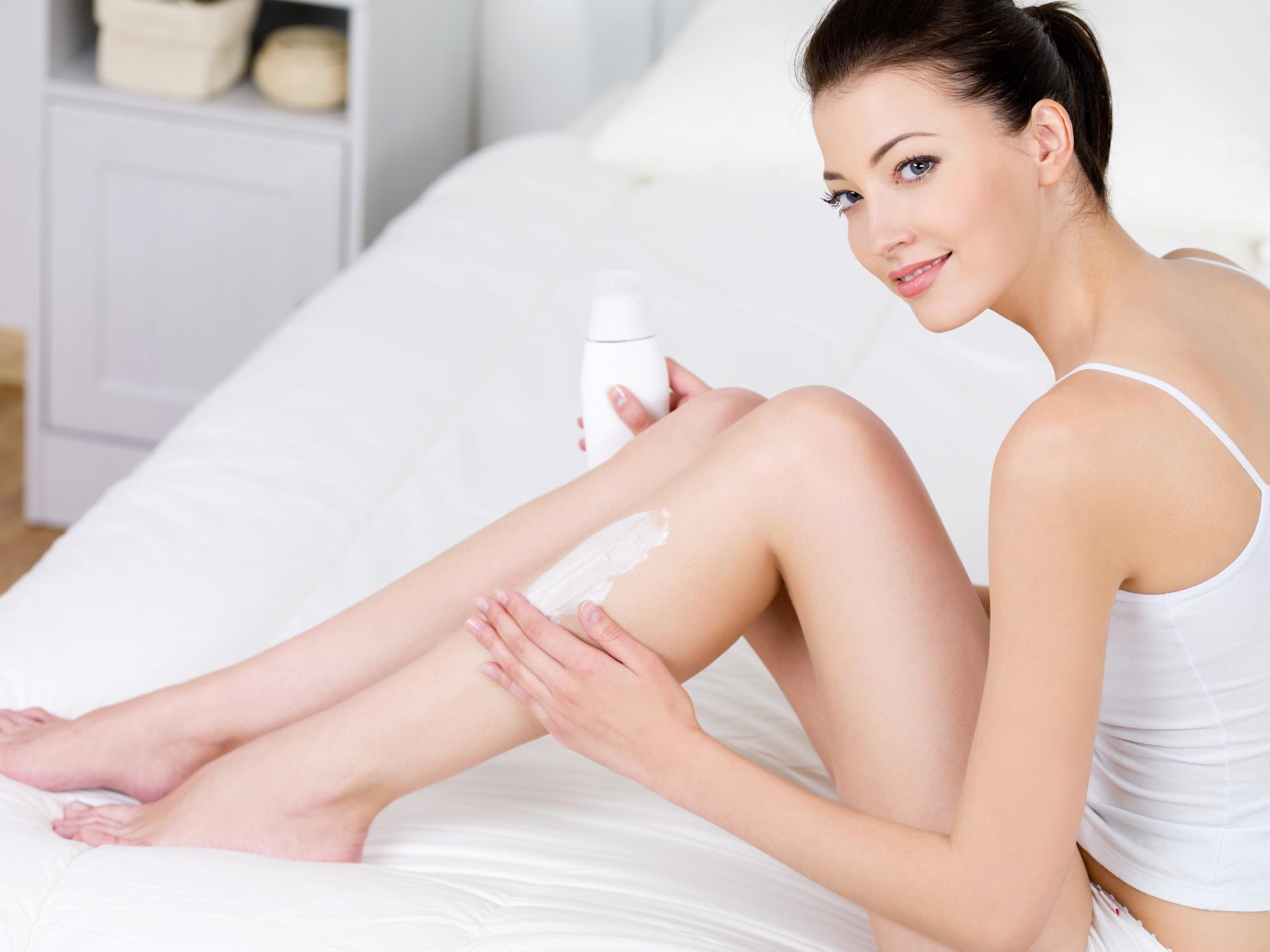 むだ毛を剃るときはシェービングクリームが必須♡自分の肌を大切に♡のサムネイル画像