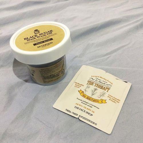 食欲の秋!食べ物から生まれた【SKINFOOD】でスキンケア♡のサムネイル画像