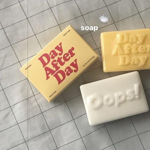 韓国発!《Day After Day》のPOPな石鹸にきゅん♡のサムネイル画像