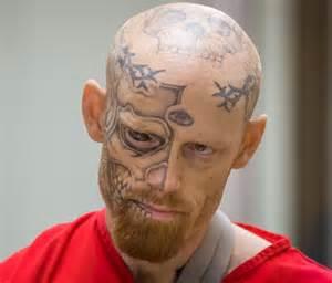 ちょっとまって…何コレ!?顔面タトゥーのレベルが凄すぎる!!のサムネイル画像